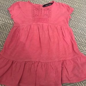 Ralph Lauren Girls Pink Dress (12M)
